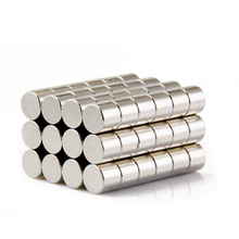 2019 Popular D6*10mm SmCo Permanent Neodymium Magnet