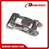 RBS28B BS 1500KG / 3300LBS Stainless Steel AISI 304 Ratchet Buckle