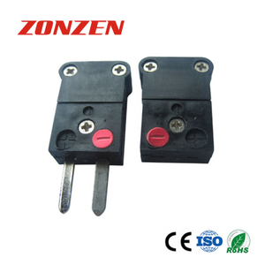 Miniature size thermocouple connector ZZ-M03
