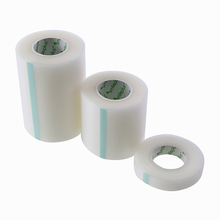 Surgical micropore transparent waterproof adhesive PE tape