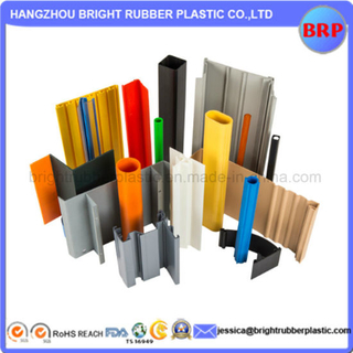 Professional Manufacture High Quality Plastic Extruded Profile