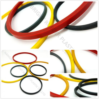 Silicone Square O Ring for Sealing Use