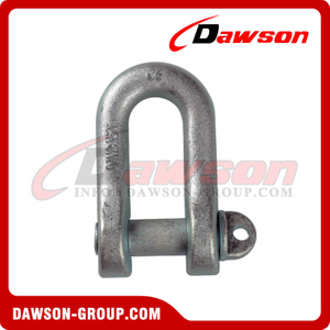 Galvanized Chain Shackle DIN 82101B