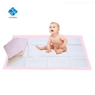 Dispoable Super Absorbent Cotton Soft Baby Changing Urine Pad