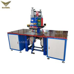 Pedal Operation Dual Heads Double Generator High Frequency Plastic Welding Machine for Stretched Ceiling, PVC Soft Reflectors