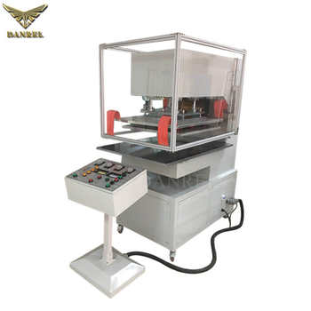 High Power 12KW High Frequency PVC & PU Conveyor Belts Welding Machine For treadmill, Cleats, Sidewall