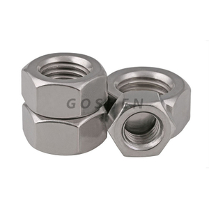 Duplex Stainless Steel 2205 Hexagon Nuts