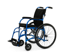 AL-012 Ultra Lightweight Self Propelled Wheelchair