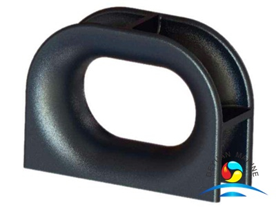 Cast Steel Closed Roller Chock JIS F 2005-75 for Yacht