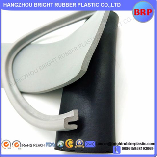 Silicone Rubber Extrusion Sheet Strip