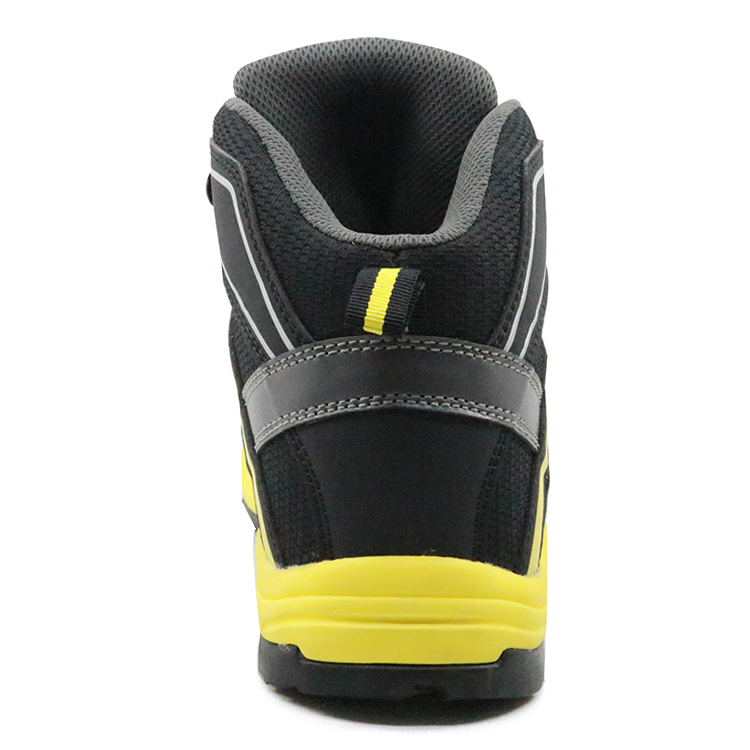 Composite toe cap insulation safety shoes fashionable