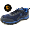 Oil resistant metal free composite toe fashionable safety shoes workshop