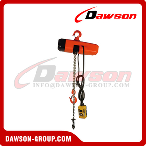 DSHH Mini Series Single Chain Single Phase Electric Chain Hoist