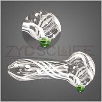 Mini light key pipe water pipe smoker's smoker