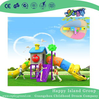 Small Plastic Toys Children Playground For Backyard (BBE-A42)