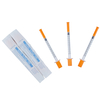 Medical Disposable Insulin Syringe 1ml with 29G/30G Needle