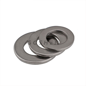 Stainless Steel DIN125 Plain Washer