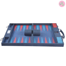 2020 Best Sell High-Grade Costom Antique Luxury Denim Backgammon Set