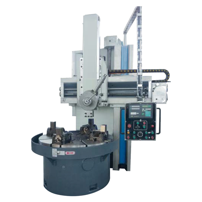 C5116D Single Column Conventional Vertical Lathe Machine for Heavy Cutting