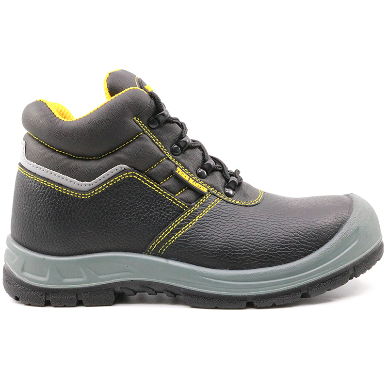 Tiger master brand composite toe anti static work safety shoes