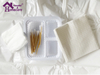 Sterile Disposable Basic Dressing Pack Wound Dressing Surgical Kit for Hospital