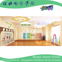 Kindergarten Whole Solution for Children Modern Dancing Room Decoration (HG-9)