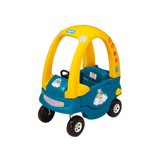 Outdoor Children Plastic Toys Cartoon Mini Car (HJ-21202)