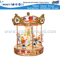 Amusement Park Luxury Small Carousel Ride For Sale (HD-10901)