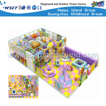 Indoor Activity Kids Play Equipment For Naughty Castle(MH-05617)
