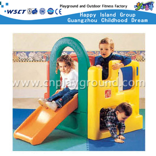 Plastic Toys Slide with Swing Toddler Playground Equipment(M11-09308)