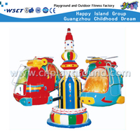 Outdoor Kids Electric Carousel Ride Equipment (A-11102)