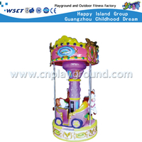Outdoor Kids Electric Animal Design Carousel Ride Playgrounds (HD-10903)