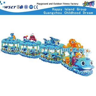 Outdoor Ocean Animal Electric Railway Train For Sale (HD-10503)