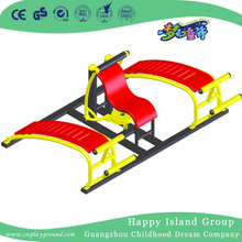Outdoor Body Training Equipment Three Unit Combination Supine Board(HD-12605)