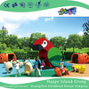 Outdoor Colorful Children Stationery Combination Slide Playground (HHK-3301)