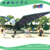 Outdoor Small Panda Shape Animal Playground (HHK-7902)