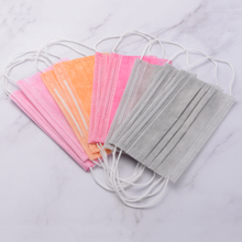 Disposable Nonwoven 1ply / 2ply / 3-ply Earloop Face Mask