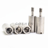 Stainless Steel 304 316 Slotted Turning Parts Screw