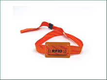 Passive RFID Nylon String Wristbands
