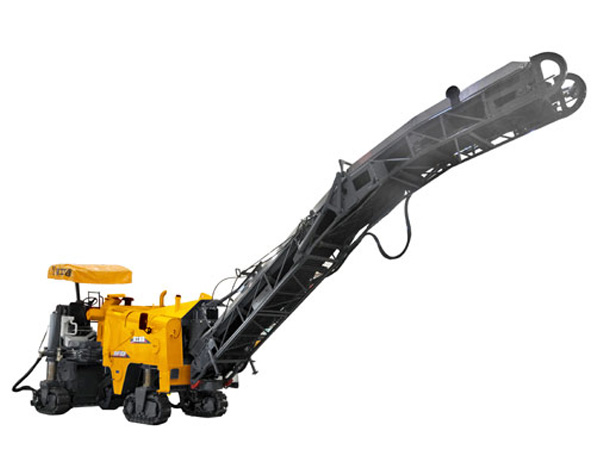 XM120F small asphalt milling machine