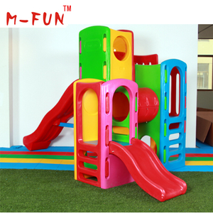 Children plastic slide