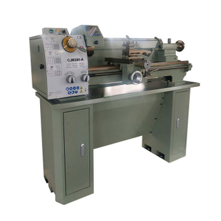 CJM280A 26mm Spindle Bore China Factory Directly Sale Manual Lathe Machine