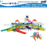 Outdoor Water Parks Water Slide Equipment for Family (HD-6602)