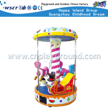 Amusement Park Small Children Carousel Ride Play Equipment (HD-10904)