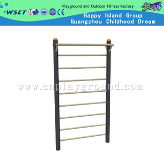 High Quality Outdoor School Gym Equipment Wooden Ribs Stand For Limbs Training (HD-12905)