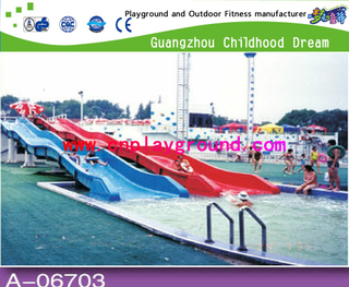 Outdoor Water Park Equipments Swimming Pool Water Play Set for Family
