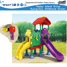 Cheap Outdoor Plastic Playground Toddler Equipment (M11-03105)