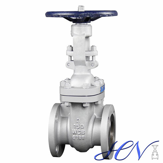 Air Pump Flanged Carbon Steel Isolation Flexible Wedge Gate Valve.jpg