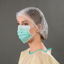 Disposable Non Woven 3 Ply Ear-loop Face Mask
