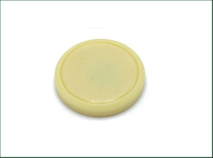 PVC Small RFID Round Coin Tag